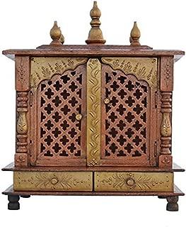 Indian Handicrafts Export Home Temple/Pooja Mandir/Wooden Temple/Temple for Home/Mandap