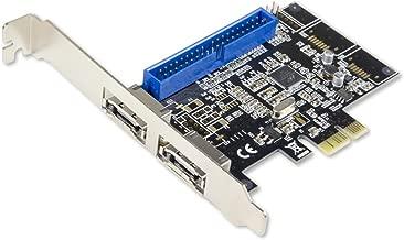Syba SD-PEX50049 1 Port ATA133 IDE and 2 Port eSATA III PCI-e 2.0 x1 RAID Card