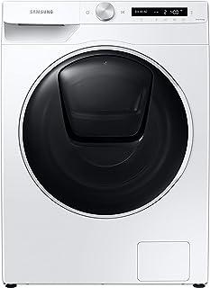 Samsung Waschtrockner WD11T554AWW/S2, SchaumAktiv-Technologie, Simple Control-Bedienkonzept, AddWash™, Air Wash, Hygiene-Dampfprogramm, 10,5/6 kg, Weiß