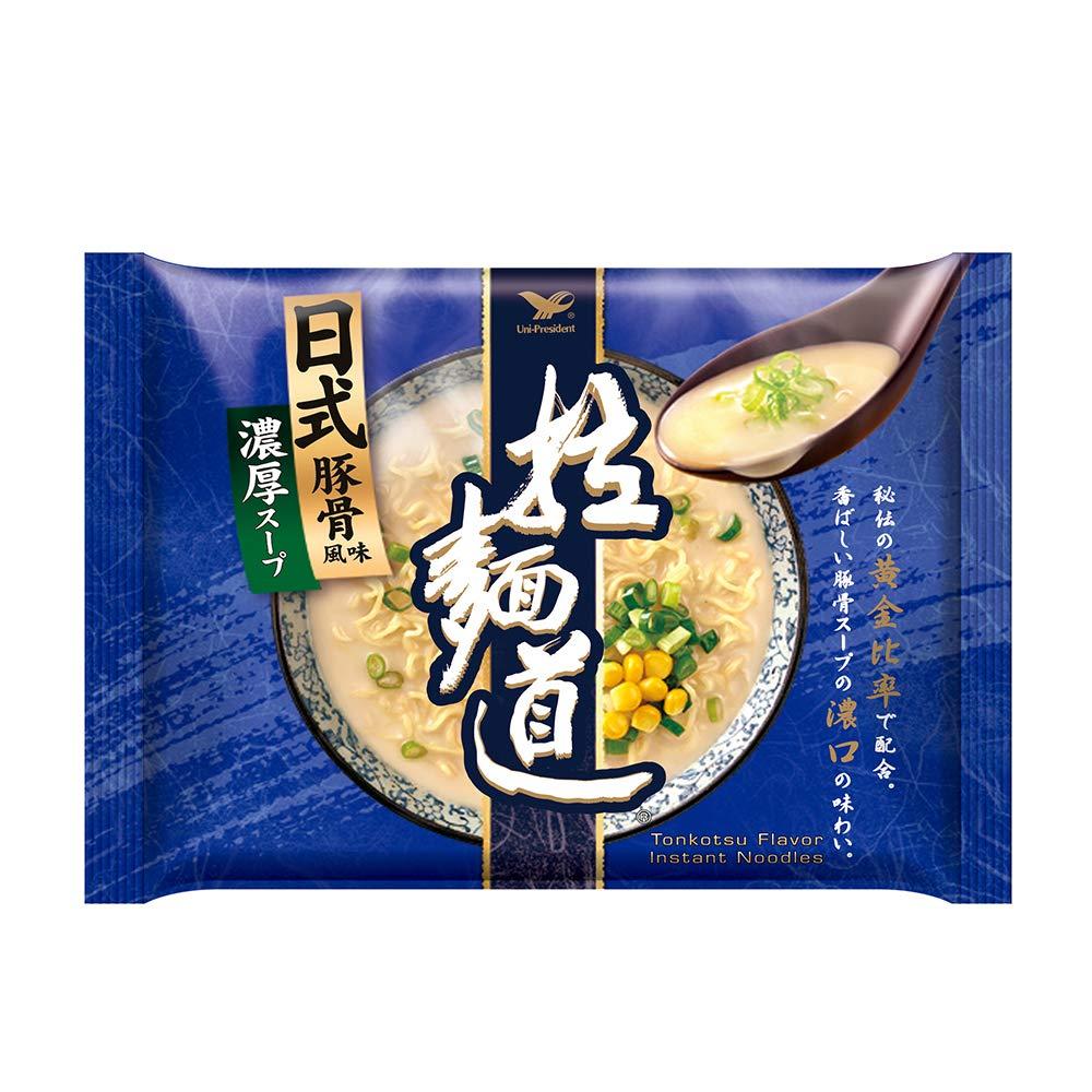 Taiwan Uni-President Japanese style Atlanta Mall instant Choice 日式豚骨é noodle