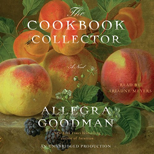 The Cookbook Collector audiobook cover art