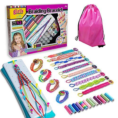 SWIND Friendship Bracelet Making Kit