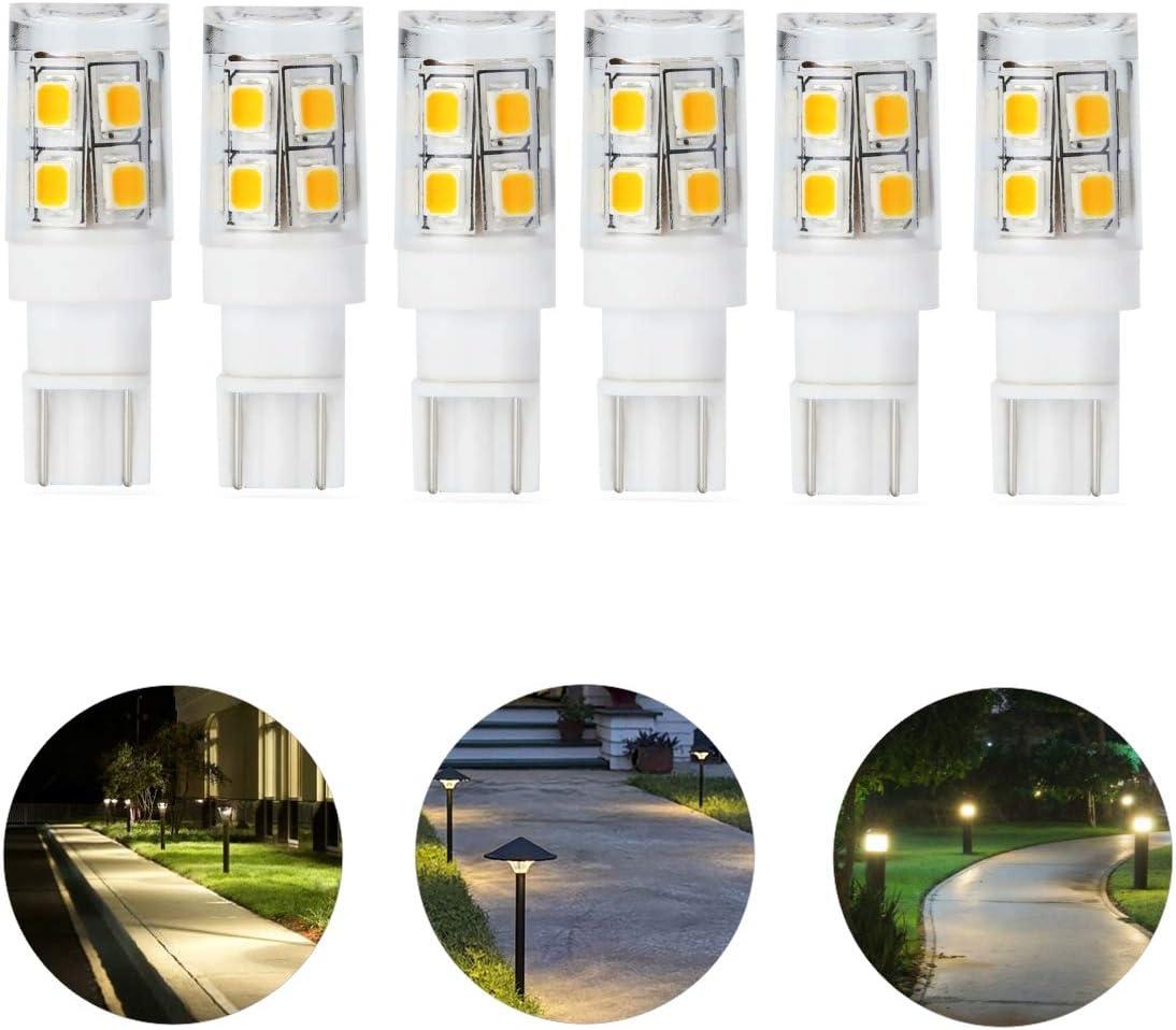 famous Store 12V 24V Low Voltage Landscape Replacement T10 led T5 Light Bulb