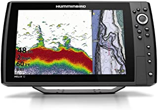 $2195 » Humminbird 411430-1 Helix 12 Chirp GPS G4N Fish Finder