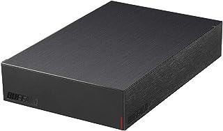 BUFFALO USB3.2(Gen.1)対応外付けHDD 8TB ブラック HD-LE8U3-BA