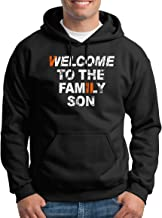 TShirt-People Welcome to The Family Son - Sudadera con Capucha para Hombre