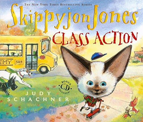 Download Skippyjon Jones, Class Action (English Edition) B00KWFZ6UW