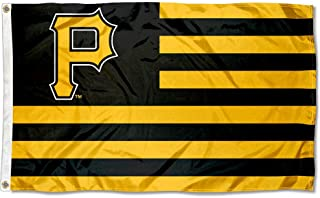 WinCraft MLB Pittsburgh Pirates Nation Flag 3x5 Banner