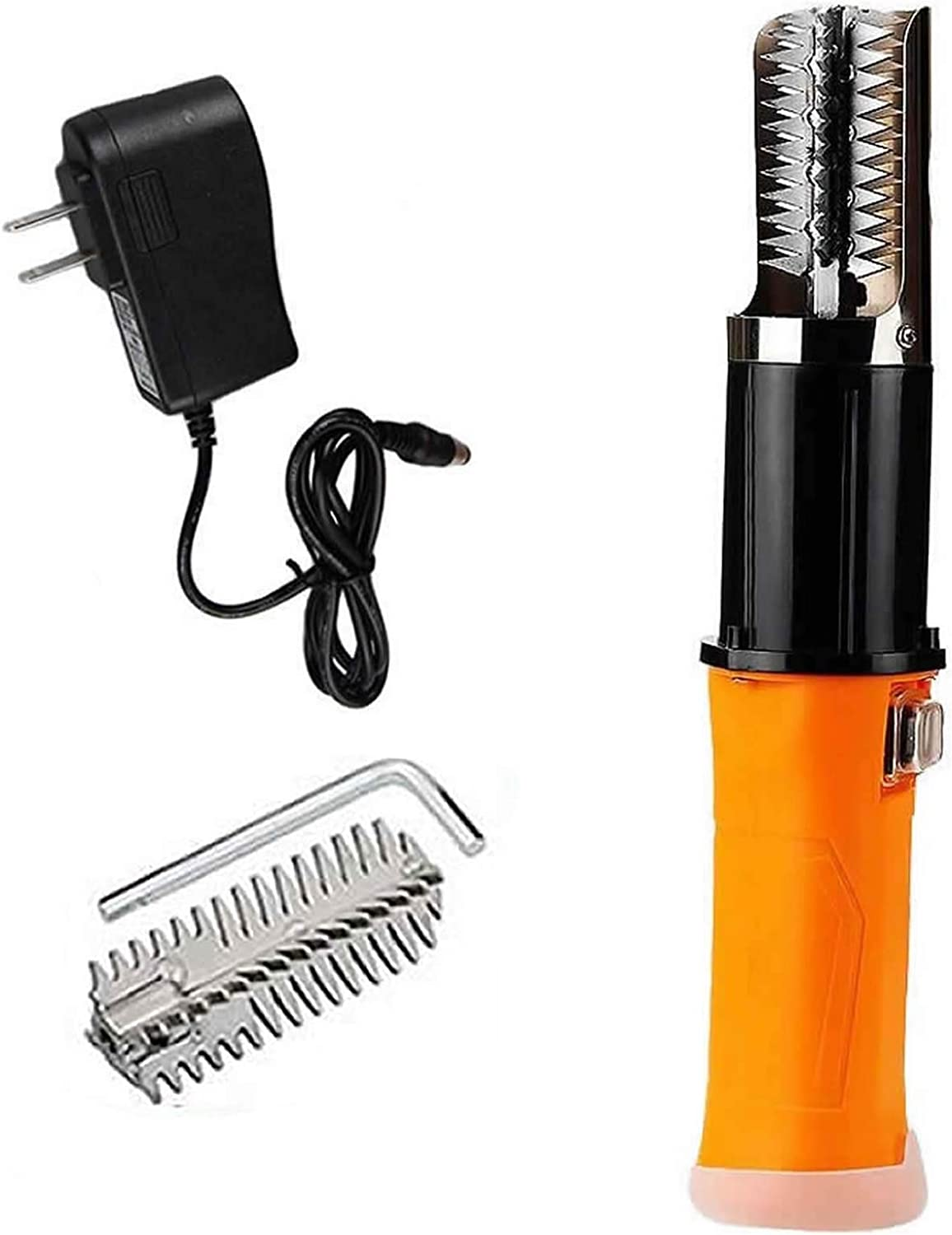 Electric Fish Scaler Remover Upgrade Max 46% OFF Amayia Powerful F Baltimore Mall