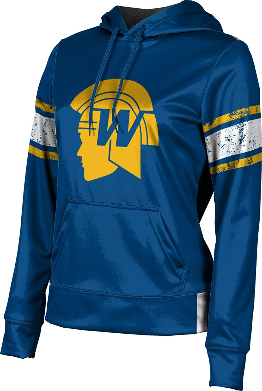 ProSphere Wayzata High School Girls' Pullover Hoodie, School Spirit Sweatshirt (End Zone)