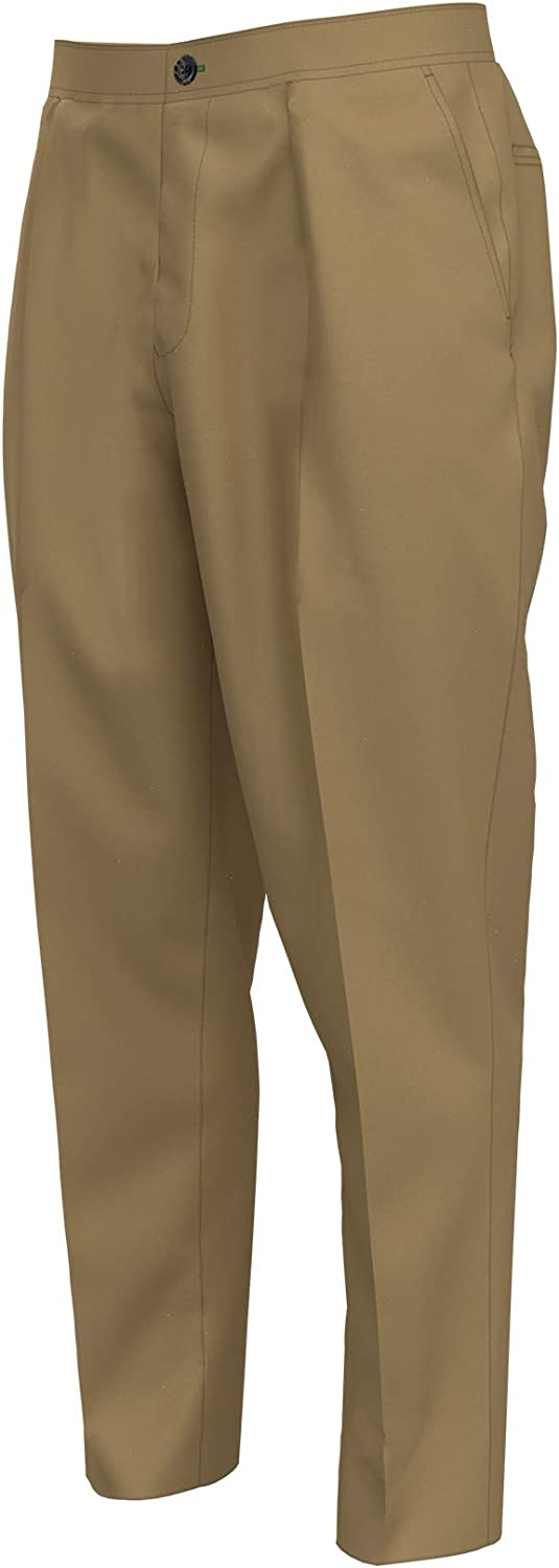 Tommy Hilfiger Men's Pleated Chino Pants 35th Anniversary Iconic Re-Issue