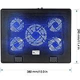 Immagine 2 mvpower base raffreddamento notebook supporto