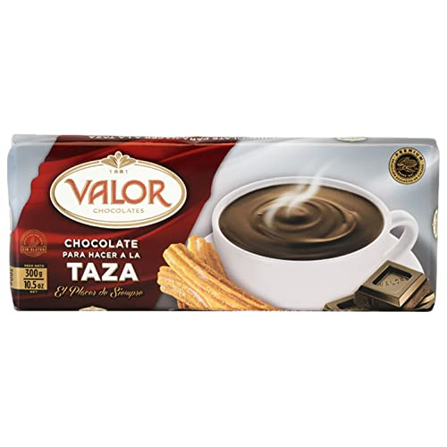 Valor Chocolate para Hacer a la Taza - 300 g