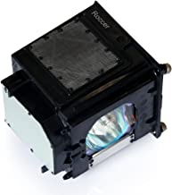 BORYLI 915P049010 Replacement Lamp with Housing for Mitsubishi DLP TV WD-52631, WD-57731, WD-65731, WD-65732