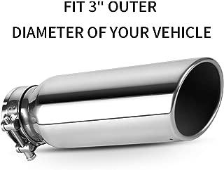 3 Inlet Exhaust Tip, OsoTorero Universal 3