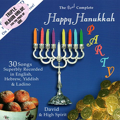 The Real Complete Happy Hanukkah Party