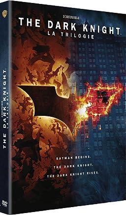 The Dark Knight - La trilogie DC COMICS