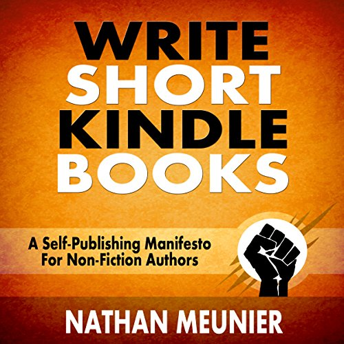 Write Short Kindle Books audiobook cover art