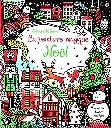 La peinture magique - Noël
