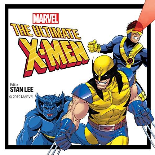 Couverture de The Ultimate X-Men