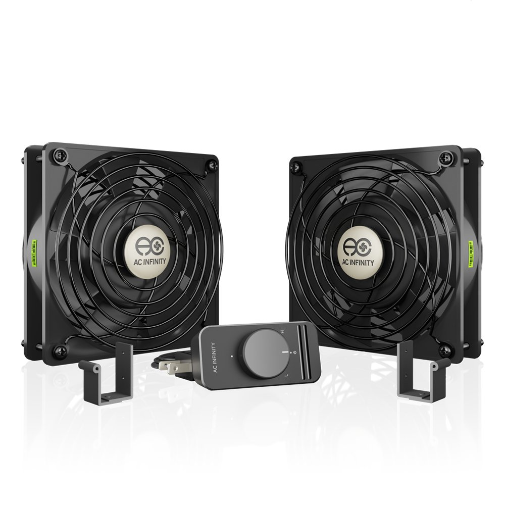AC infinito ai-80scx Control de velocidad Kit de ventilador para ...