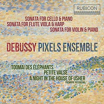 Debussy: Sonatas & Piano Works