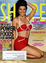 Shape August 2010 Marisa Tomei on Cover (The Workout That Changed My Body), Flat Firm Abs, 15 Best Power Foods for Women, ...