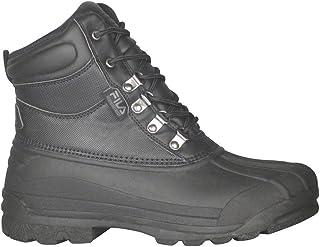 Fila - Men's Weathertech Extreme Waterproof Boots - Black