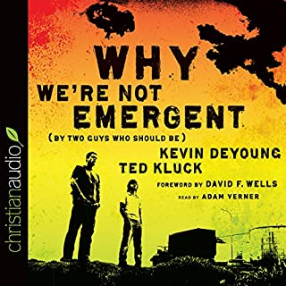 Why We're Not Emergent audiobook cover art