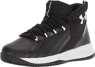 Under Armour Boy's BPS Lockdown 3 Basketball Shoe