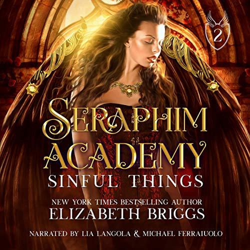 Sinful Things audiobook cover art