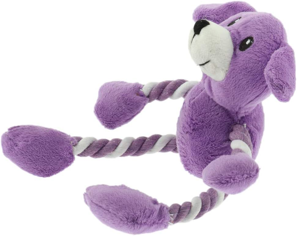 Virginia Beach Mall Baoblaze Dog Large discharge sale Training Squeaky Toys Plush Cute for Small