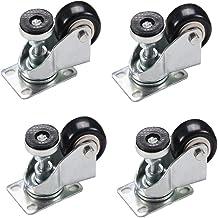 Wielen (4 stuks) 2 inch ondersteuning Fuma apparatuur machine universele wiel horizontale aanpassing Polyurethaan aanpassi...