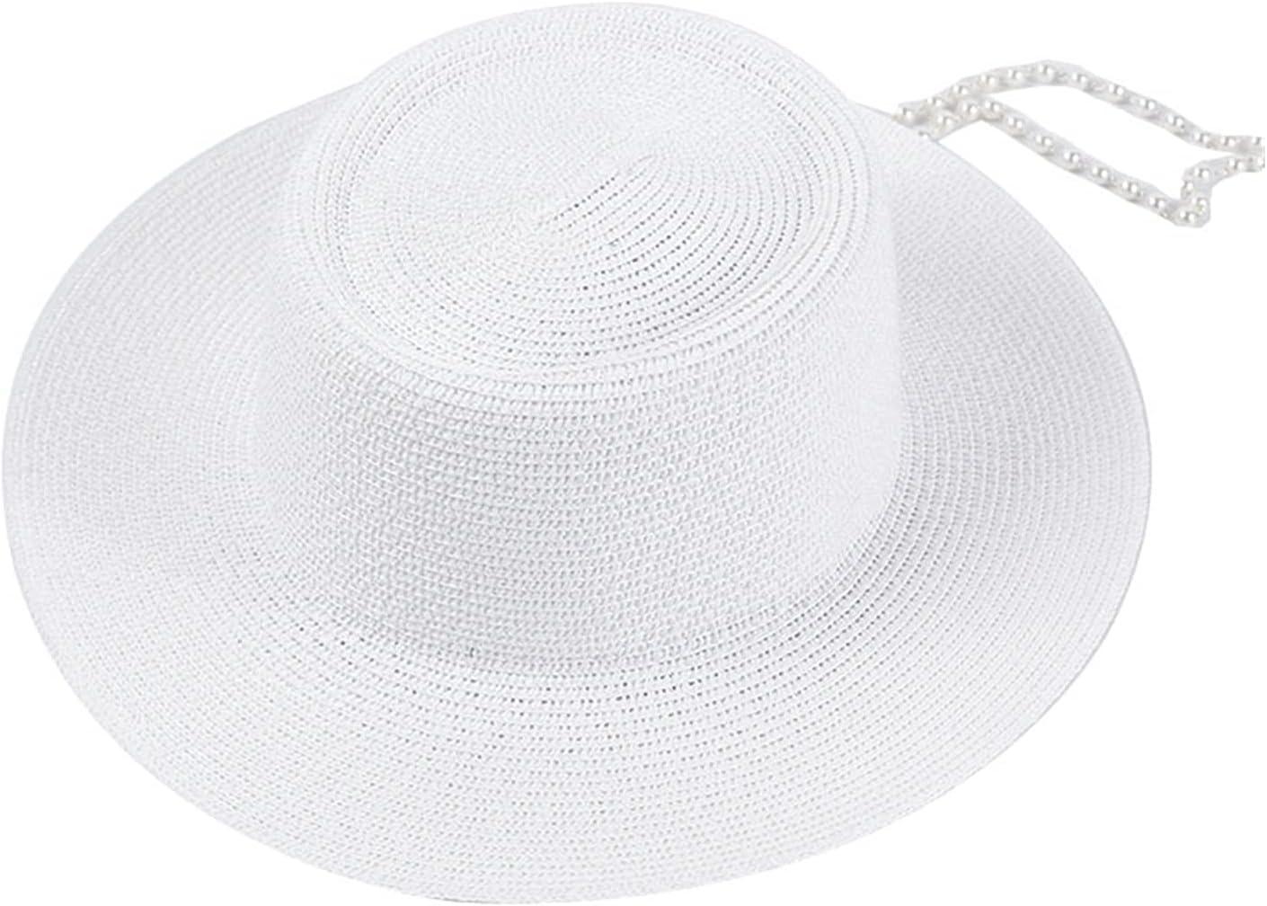 JSJJAWD Sunhat Women Summer Hats hat Straw Panama Fedo Max 41% OFF 2021 spring and summer new Sun