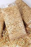 1kg Stroh Einstreu fürs Nagerheim in handlichen 1kg Beuteln