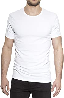 Bread and Boxers Mens T-Shirt Crew Neck, short sleeves, round neck, solid color, S-XXL
