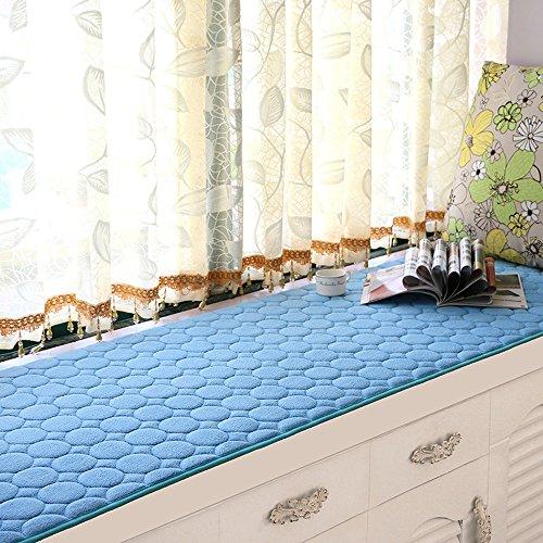 Good thing tapis Tapis de pendule modernes simples Tapis de fenêtre Matelas éponge d'été Coussins Coin flottant, multi-taille (taille : 70 * 200cm)