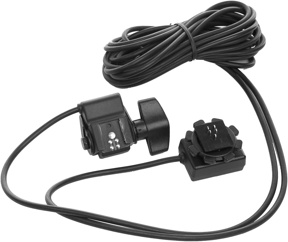 Walimex 5m 1 4 Inch Xl Flash Cord For Nikon I Ttl Camera Photo
