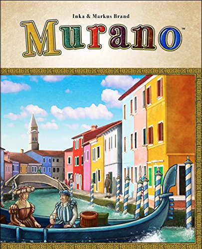 Mayfair Games MFG03507 Brettspiel Murano