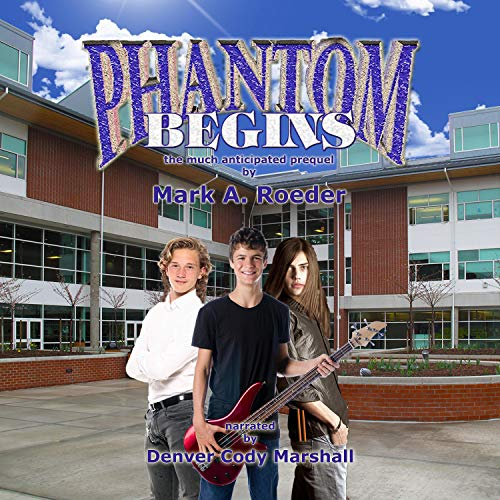 Phantom Begins cover art
