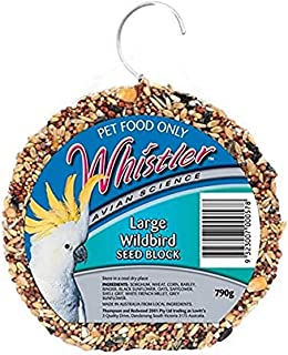 Whistler Bird Food, 790 Grams