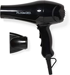 Plugged In HeatMaster Series Hair Dryer