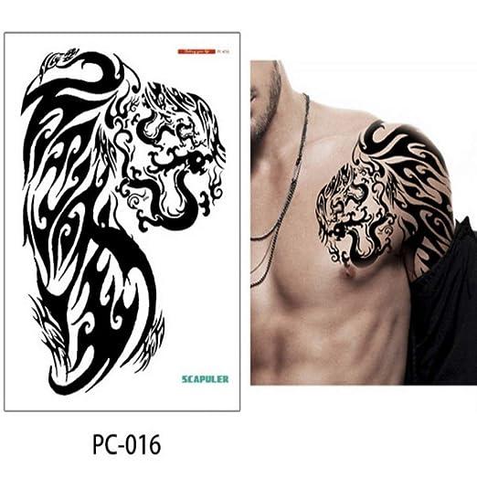 Tattoo mann brust 90 Cool