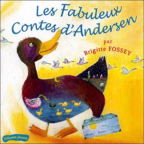 Couverture de Les Fabuleux Contes d'Andersen - Volume jaune