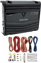 Kenwood KAC-5206 400W 2-Channel Class AB Car Audio Amplifier + 8 Gauge Amp Kit