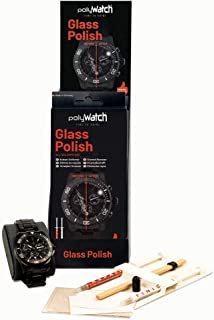 PolyWatch Glazen polish   Glaspolish krassen   krasverwijderaar klok   glas krasverwijderaar
