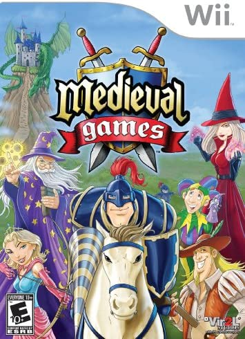 Bethesda Medieval Games Bilingual game play product image