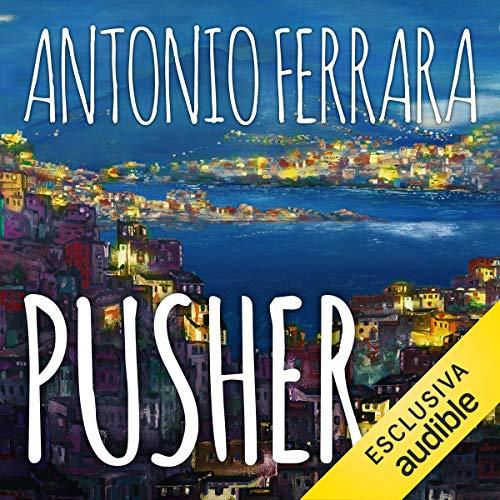Pusher audiobook cover art