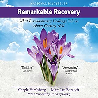 Remarkable Recovery audiobook cover art