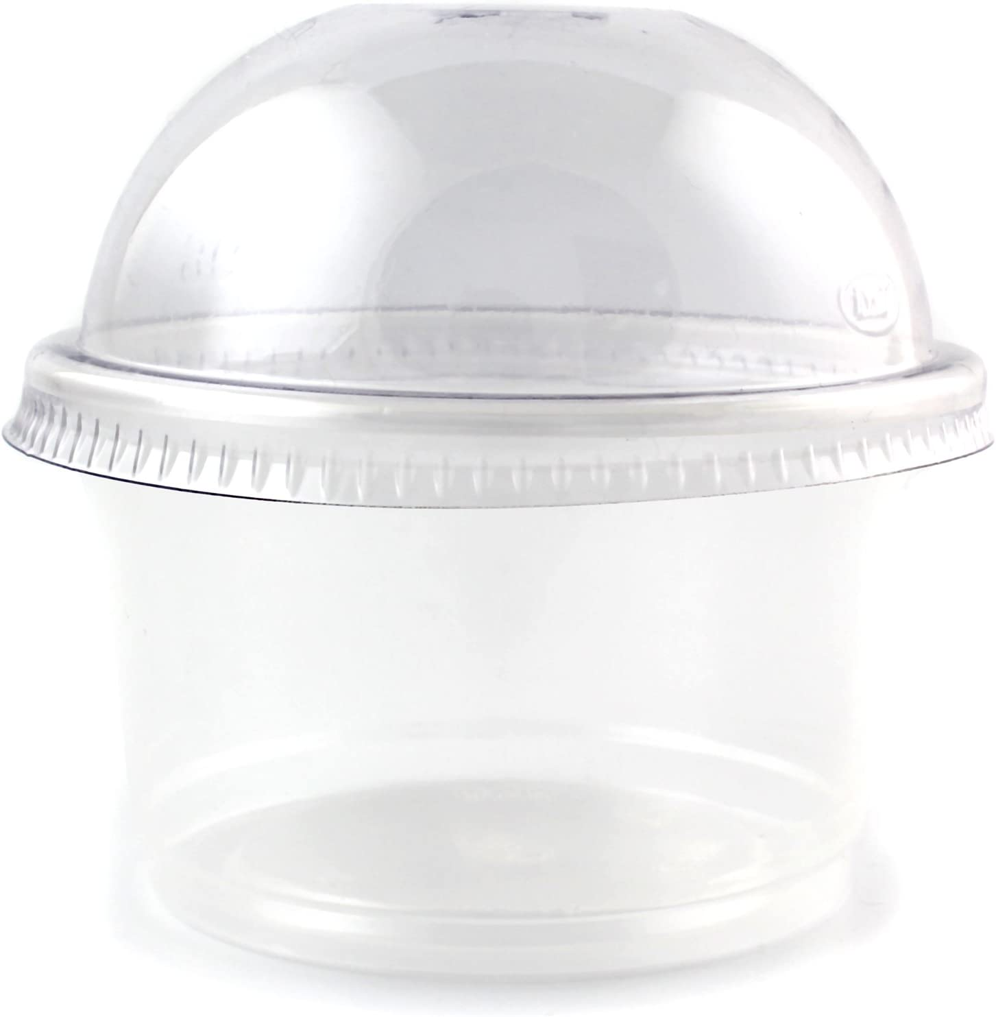 9oz Plastic Round List price Jello Shot Glasses Souffle D Cups Cash special price with Portion
